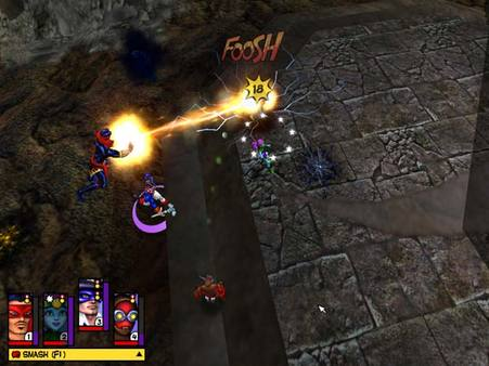 Freedom Force ( Steam Key / Region Free ) GLOBAL ROW