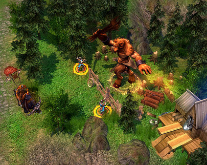 Heroes of Might & Magic V: Tribes of the East STEAM