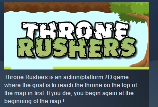 Throne Rushers ( Steam Key / Region Free ) GLOBAL ROW