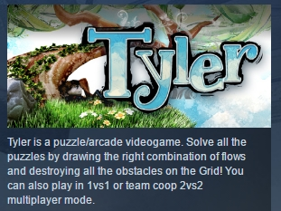 Tyler STEAM KEY REGION FREE GLOBAL