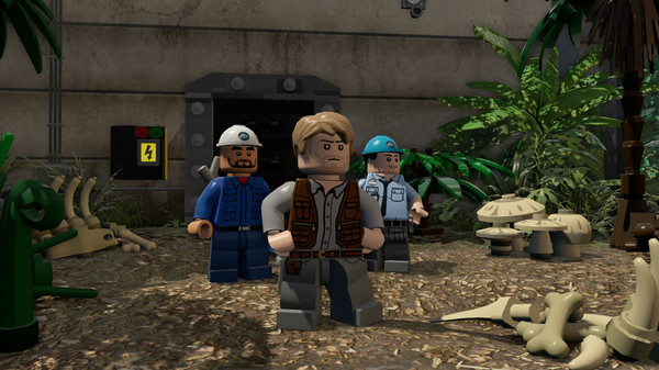 LEGO Jurassic World STEAM KEY RU+CIS LICENSE 💎