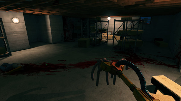 Viscera Cleanup Detail House of Horror STEAM GLOBAL ROW