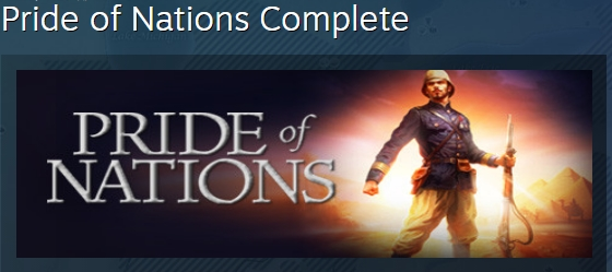Pride of Nations Complete ( Steam Key / Region Free )
