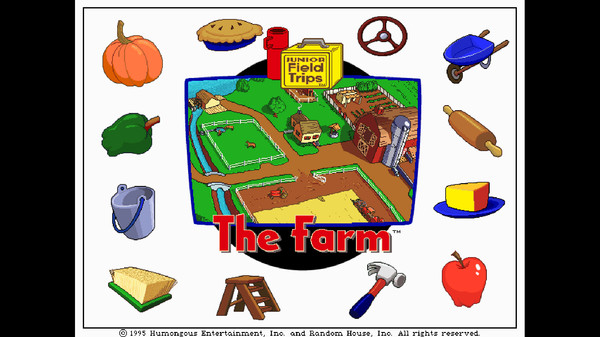 Lets Explore the Farm (Junior Field Trips) STEAM GLOBAL