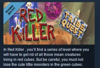 TribeQuest: Red Killer ( Steam Key / Region Free )