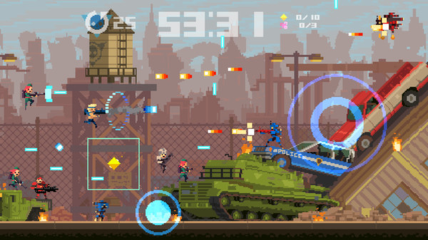 Super Time Force Ultra ( Steam Key / Region Free )