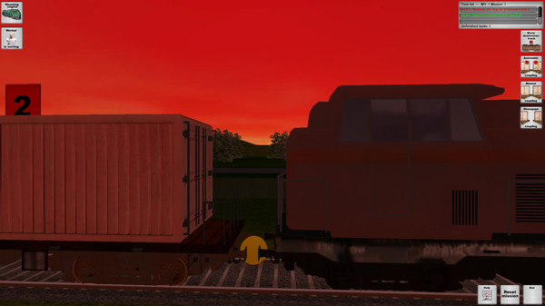 Rail Cargo Simulator ( Steam Key / Region Free ) GLOBAL