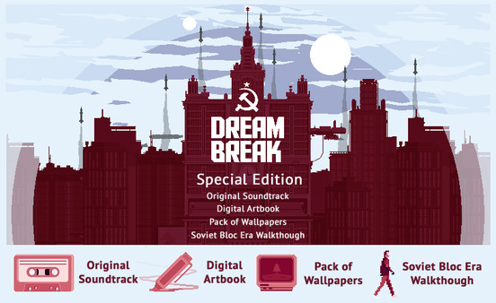 DreamBreak ( Steam Key / Region Free ) GLOBAL ROW