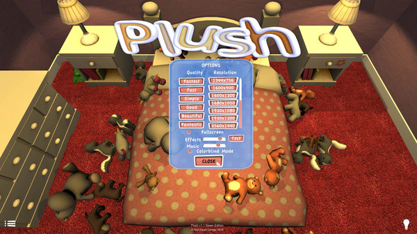 Plush ( Steam Key / Region Free ) GLOBAL ROW