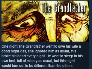 The Grandfather ( Steam Key / Region Free ) GLOBAL ROW