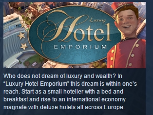 Luxury Hotel Emporium ( Steam Key / Region Free )