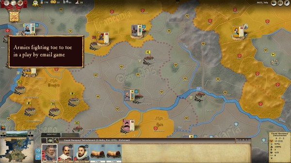 Thirty Years´ War ( Steam Key / Region Free ) GLOBAL
