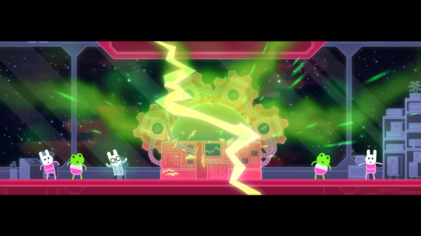 Lovers in a Dangerous Spacetime STEAM REGION FREE ROW