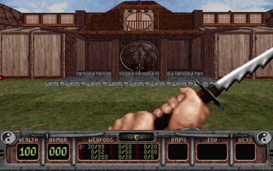 SHADOW WARRIOR CLASSIC COMPLETE GOG.COM KEY GLOBAL ROW