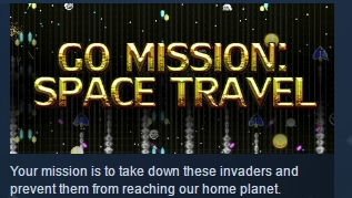 Go Mission: Space Travel STEAM KEY REGION FREE GLOBAL