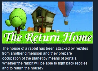 The Return Home ( Steam Key / Region Free ) GLOBAL ROW
