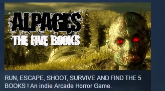 ALPAGES : THE FIVE BOOKS ( Steam Key / Region Free )