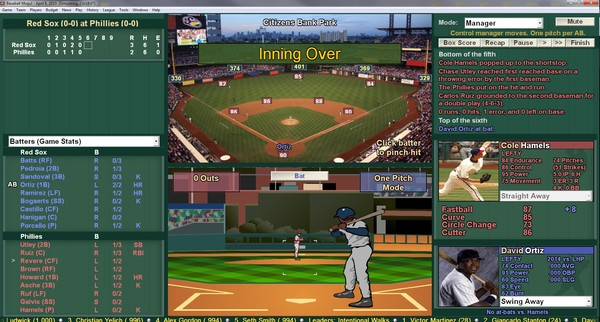 Baseball Mogul Diamond STEAM KEY REGION FREE GLOBAL 💎