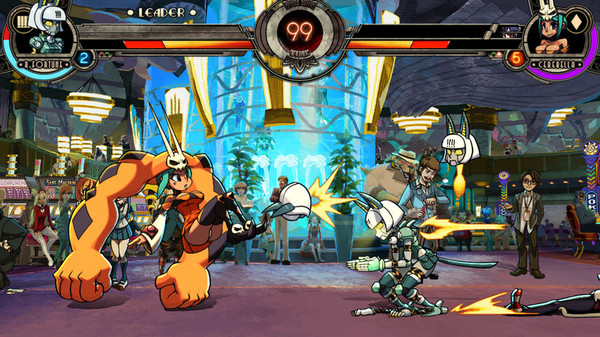 Skullgirls 2nd Encore Upgrade STEAM KEY REGION FREE