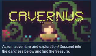 Cavernus ( Steam Key / Region Free ) GLOBAL ROW
