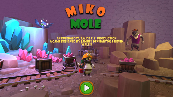 Miko Mole ( Steam Key / Region Free ) GLOBAL ROW