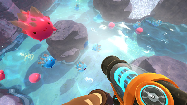 Slime Rancher ( Steam Key / Region Free ) GLOBAL ROW