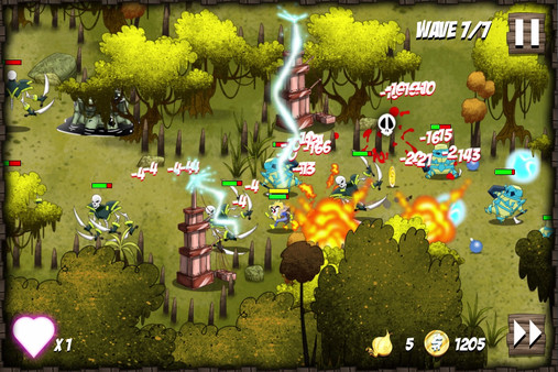 Onion Force ( Steam Key / Region Free ) GLOBAL ROW