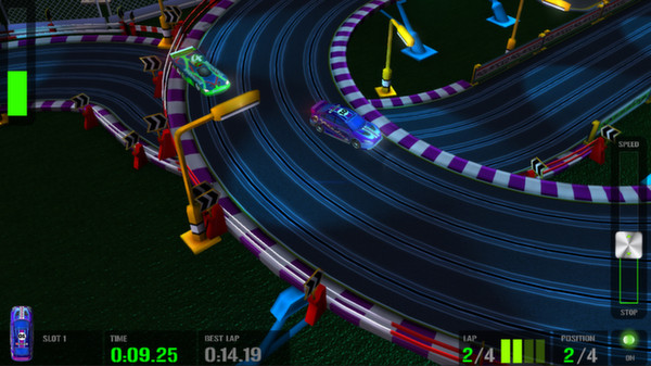 HTR+ Slot Car Simulation STEAM KEY REGION FREE GLOBAL