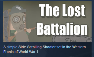 The Lost Battalion: All Out Warfare STEAM KEY GLOBAL