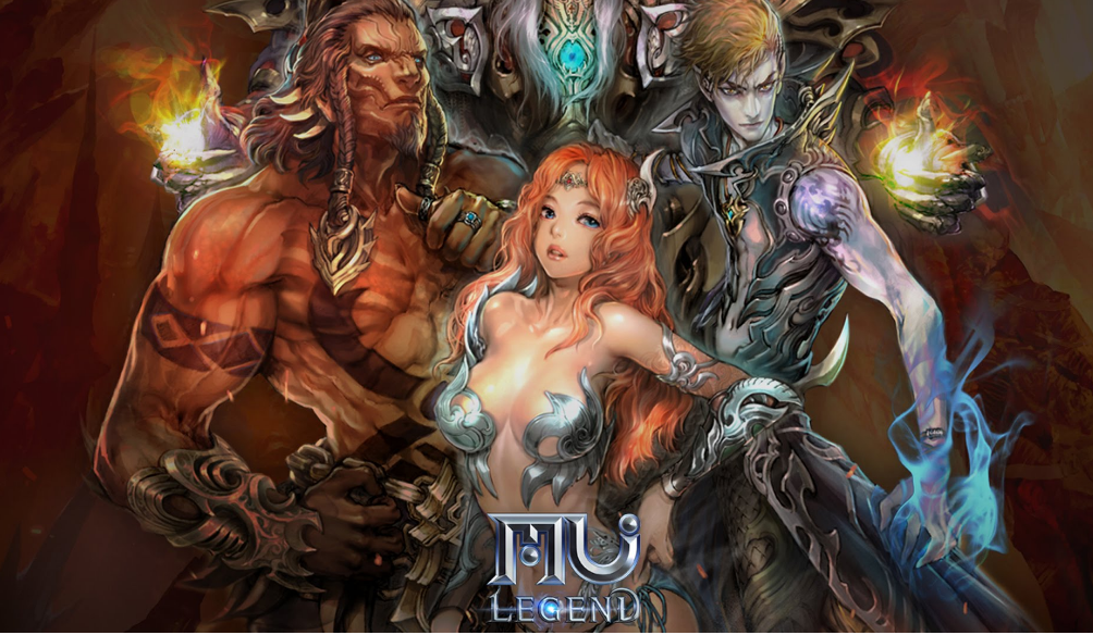 MU Legend Closed Beta Key Ключ ЗБТ