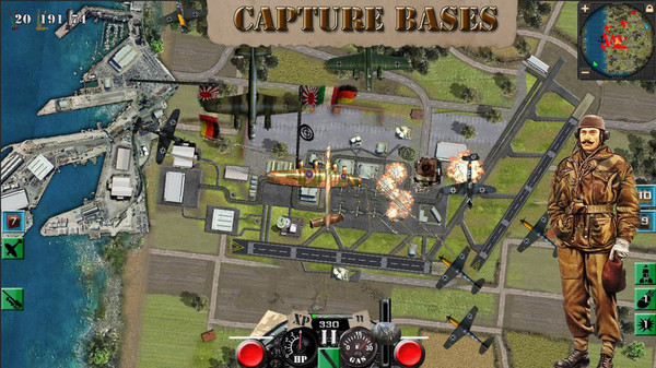 War Birds: WW2 Air strike 1942 STEAM KEY REGION FREE