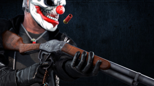PAYDAY 2: Biker Character Pack ( STEAM GIFT RU + CIS )