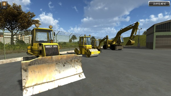 Professional Construction - The Simulation STEAM GLOBAL