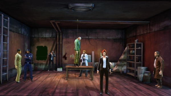 Cognition: An Erica Reed Thriller GOTY STEAM KEY GLOBAL