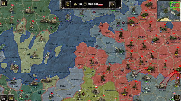 Strategy & Tactics: Wargame Collection STEAM KEY GLOBAL