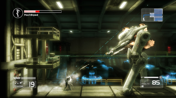 Shadow Complex Remastered ( Steam Key / Region Free )