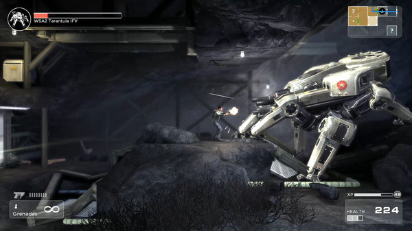 Shadow Complex Remastered LICENSE KEY Epicgames GLOBAL