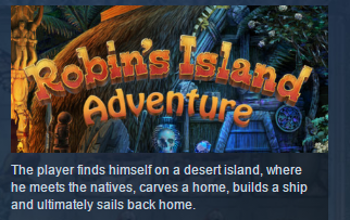 Robin´s Island Adventure ( Steam Key / Region Free )