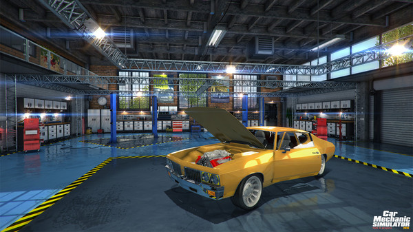 Car Mechanic Simulator 2015 STEAM KEY REGION FREE