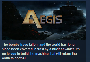 Aegis ( Steam Key / Region Free ) GLOBAL ROW