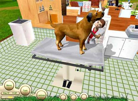 Paws and Claws Pet Vet STEAM KEY REGION FREE GLOBAL ROW