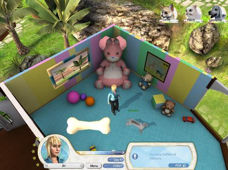 Paws and Claws: Pampered Pets STEAM KEY REGION FREE