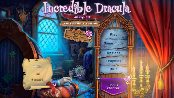 Incredible Dracula: Chasing Love Collector´s Edition