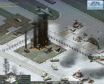 Cuban Missile Crisis: Ice Crusade STEAM KEY GLOBAL ROW