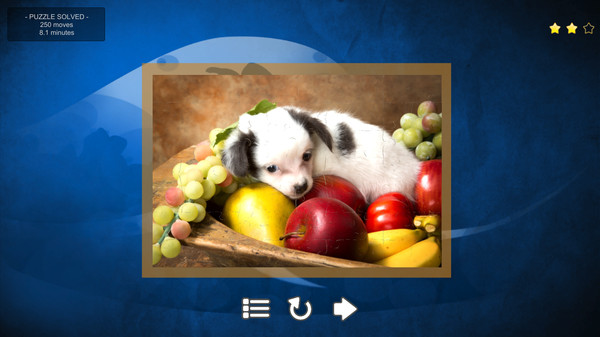 Puppy Dog: Jigsaw Puzzles ( Steam Key / Region Free )