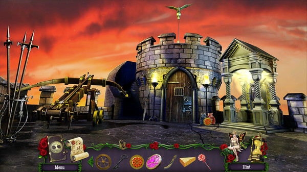 Queens Quest: Tower of Darkness STEAM KEY REGION FREE