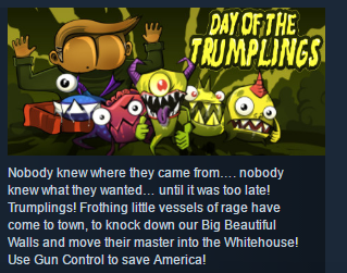 Day of the Trumplings ( Steam Key / Region Free )