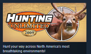 Hunting Unlimited 2009 ( Steam Key / Region Free )