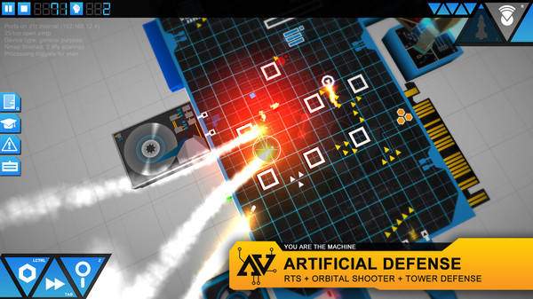 Artificial Defense ( Steam Key / Region Free ) GLOBAL