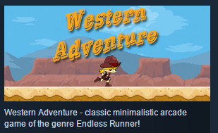 Western Adventure ( Steam Key / Region Free ) GLOBAL